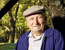 Eugène Olivier - Ancien huttier
