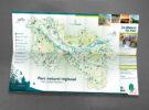 Carte touristique PNR Loire Anjou Touraine