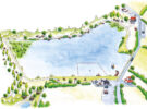 Plan Lac de la Chausselière