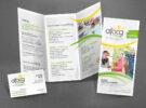 Dépliant et carte de visite AFOCG