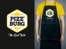 Logo Pizz'burg