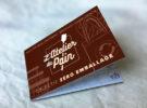 Carte Zéro Emballage