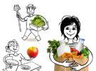 Illustrations Campagne Biocoop